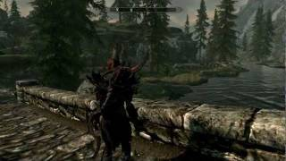 skyrim hd very impressive high details and realistic graphics best mods asus g74sx