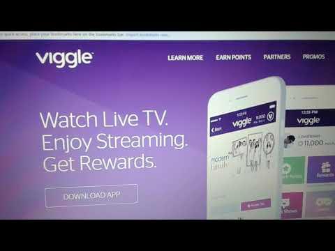 Viggle Tutorial  Free Online Money  Easiest Way To Make Money Online Make Money Watching Tv