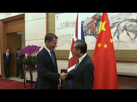 The Heat: China UK Strategic Dialogue Pt 1