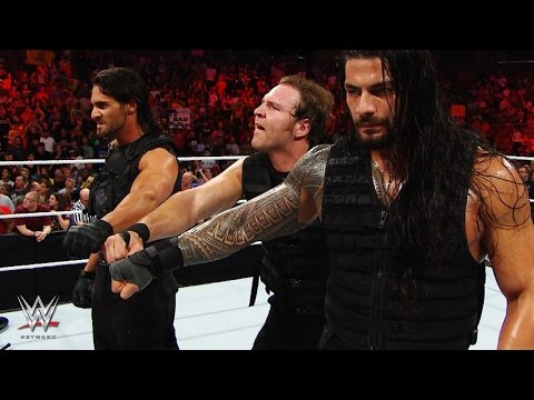 WWE Network: First Look - Destruction of The Shield preview