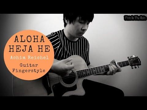 【Guitar Fingerstyle】Aloha Heja He ❄ Achim Reichel