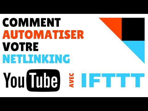Automatisez votre Référencement YouTube avec IFTTT