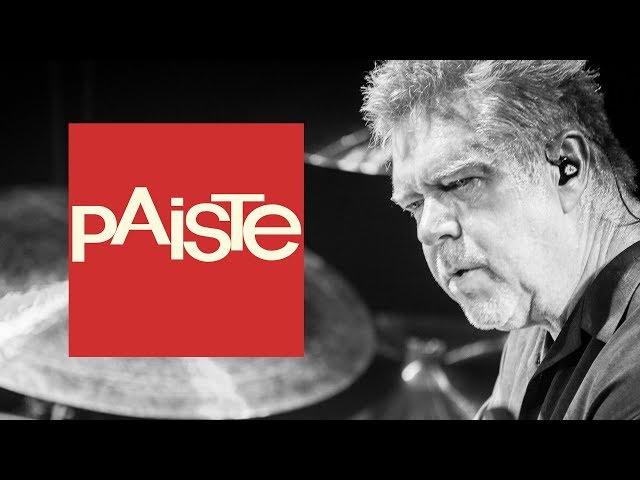 Rock with you - John JR Robinson, Paiste
