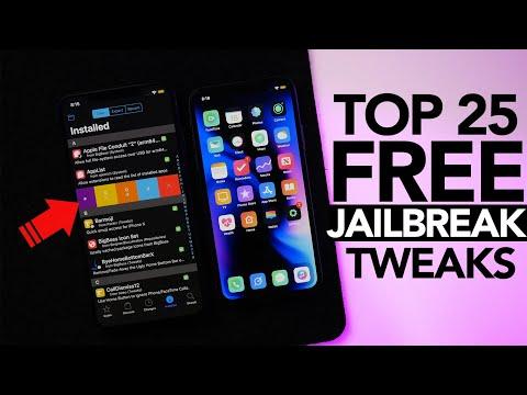 Top 25 Best FREE IOS 12.4 Jailbreak Tweaks To Install First!