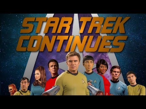 The Secrets of Star Trek Continues (STC) with Vic Mignogna