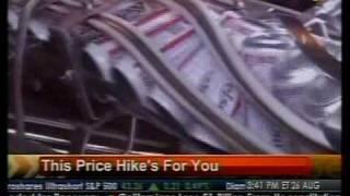 In-Depth Look - Beer Prices - Bloomberg