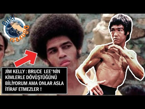 Jim Kelly; Bruce Lee