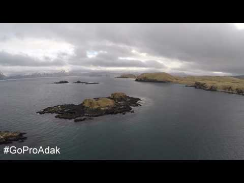 Adak, Alaska 3DR Solo Drone 2017 pt. 2