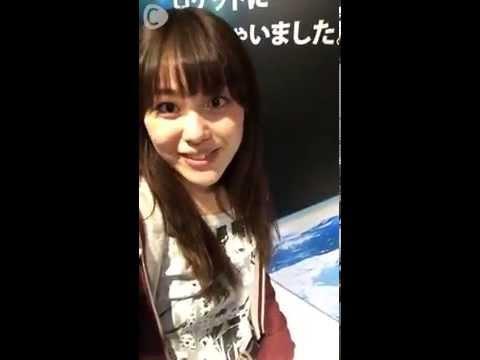 東京ドームシティにある宇宙ミュージアムTeNQに行ってきた☆ 瀧口杏耶 C CHANNEL