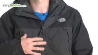 The North Face Mens Mountain Light Triclimate Jacket - www.simplyhike.co.uk