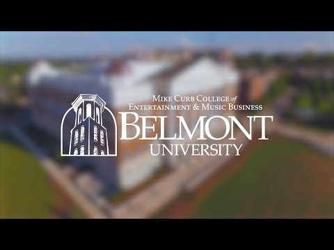 Mike Curb College of Entertainment & Music Business at Belmont University