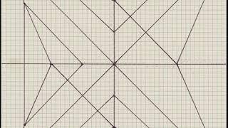 unfolded figure : origami birds