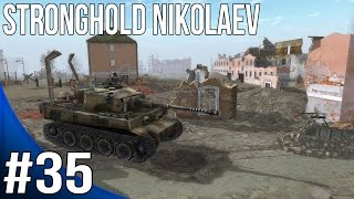 Men of War Red Tide Walkthrough - Company of Heroes - Stronghold Nikolaev