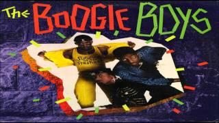 The Boogie Boys - Girl Talk