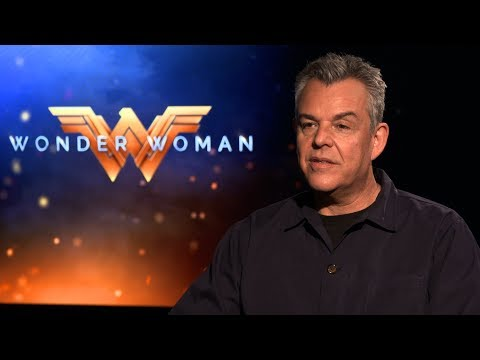 Interview with Danny Huston for Wonder Woman