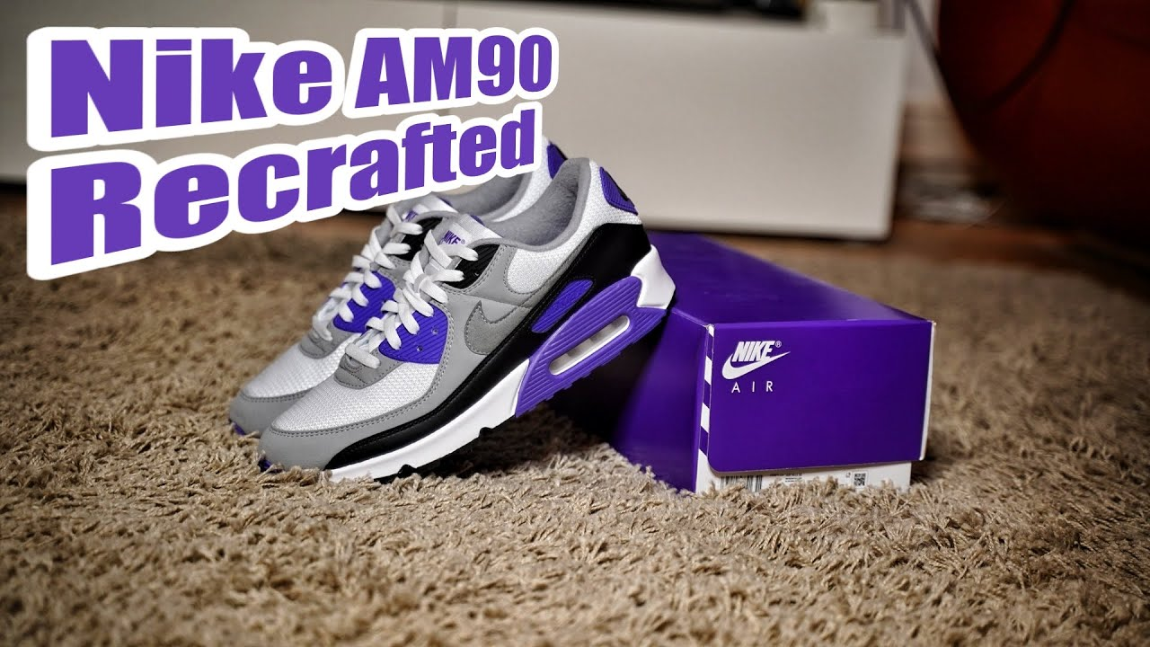 Back to OG: Nike Air Max 90 Recrafted Review & On Feet Video