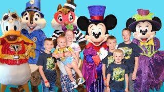 Disney Cruise Character HUGE Meetup!!