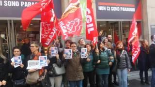 Trony sciopero 28 ottobre 2016