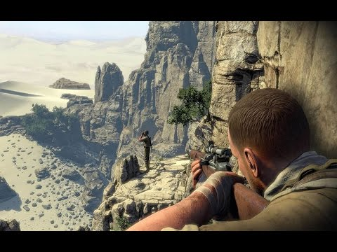 6 Best Sniper Games That Will Test Your Accuracy