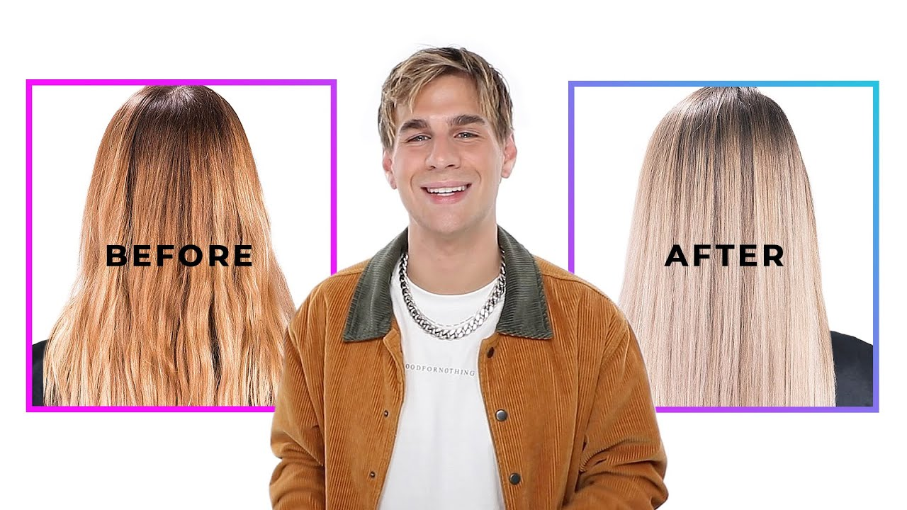 Download Say Bye To Brassy/Yellow Hair Instantly!