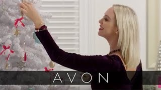 Decked Out in Holiday Jewelry   Avon