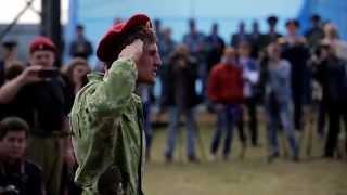 I Всероссийские испытания спецназа ФСИН на право ношения крапового берета(В Иркутской области 11 сентября 2014 года состоялись Первые Всероссийские испытания сотрудников отделов..., 2014-09-15T08:26:22.000Z)
