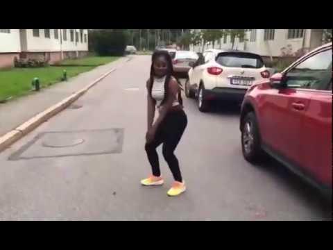 Patoranking (I love you my baby) Dance
