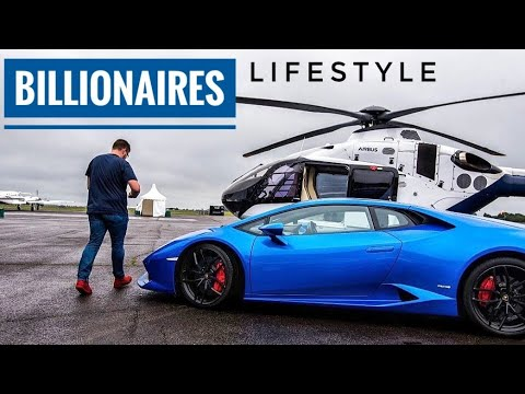 Life Of Billionaires | Rich Lifestyle Of Billionaires | Motivation #12
