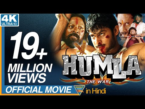 Humla The War (Eeshwar) South Indian Hindi...