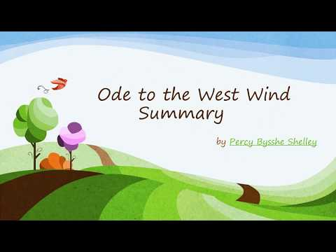 "the theme of inspiration in ode to the west wind by p b shelley Discuss pb shelley as a poet of revolution on the record of ""ode to the west wind'' or, shelley as a revolutionary poet answer: shelley had certain inherent tendencies which ultimately made him a rebel and reformer, a prophet and an idealist."