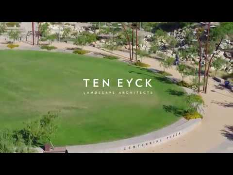 Ten eyck utep youtube for Ten eyck landscape architects
