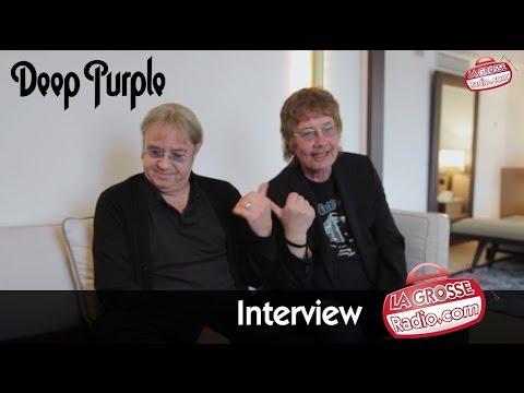 Rencontre avec Ian Paice et Don Airey de Deep Purple le 10/04/17