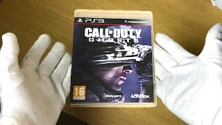 COD GHOSTS IS AN