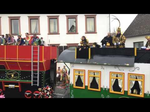 Rekordverdächtiger Prinzenwagen in Gerolstein-Müllenborn