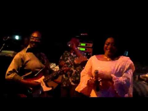 The Kilimanjaro Band Wana Njenje live in action I! (Michuzi Blog)