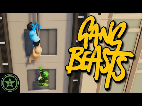 Gimme Your Hat! - Gang Beasts | Let's Play