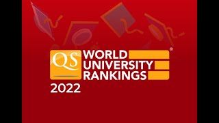 QS World University Ranking 2022   Results and analysis