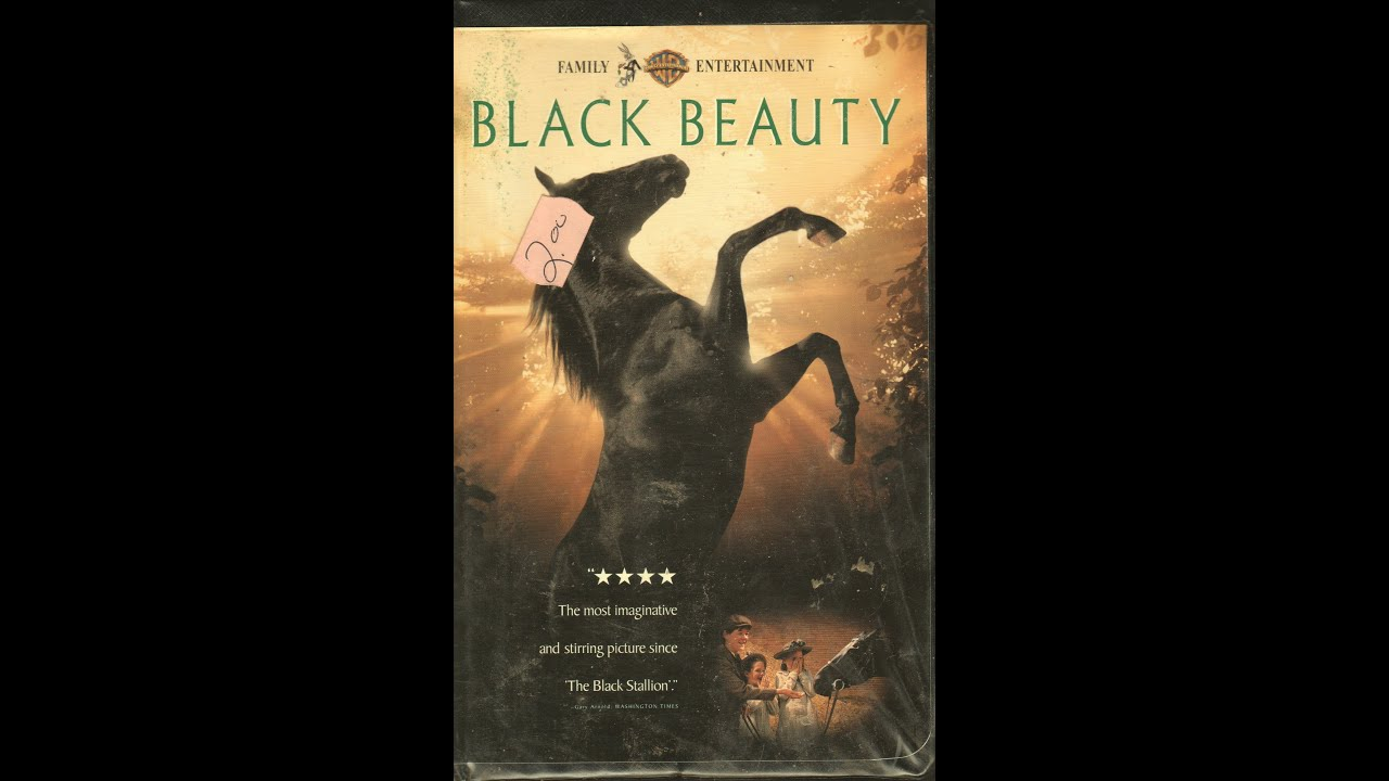Opening To Black Beauty 1994 Demo VHS