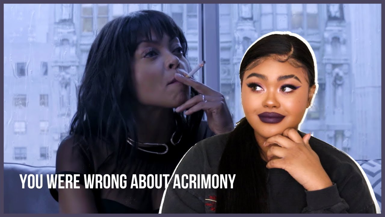 """TYLER PERRY'S """"ACRIMONY"""" IS ACTUALLY A STEALTH MASTERPIECE 
