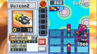 Megaman Battle Network 4: Red Sun - All Omega Navi Battles [Part I]
