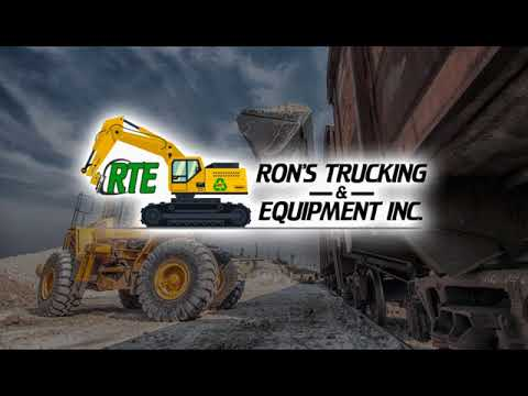 Rons Trucking Excavating Palm Beach