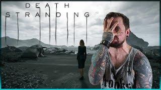 Taplam się w błocie  Death Stranding #4