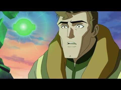 Green Lantern: First Flight trailer