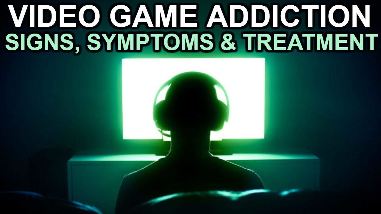 34314f92188 The Dangers Of Video Game Addiction