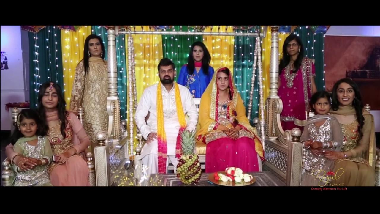Best Mehndi Highlights 2017 (Asian Wedding Videography & Cinematography)