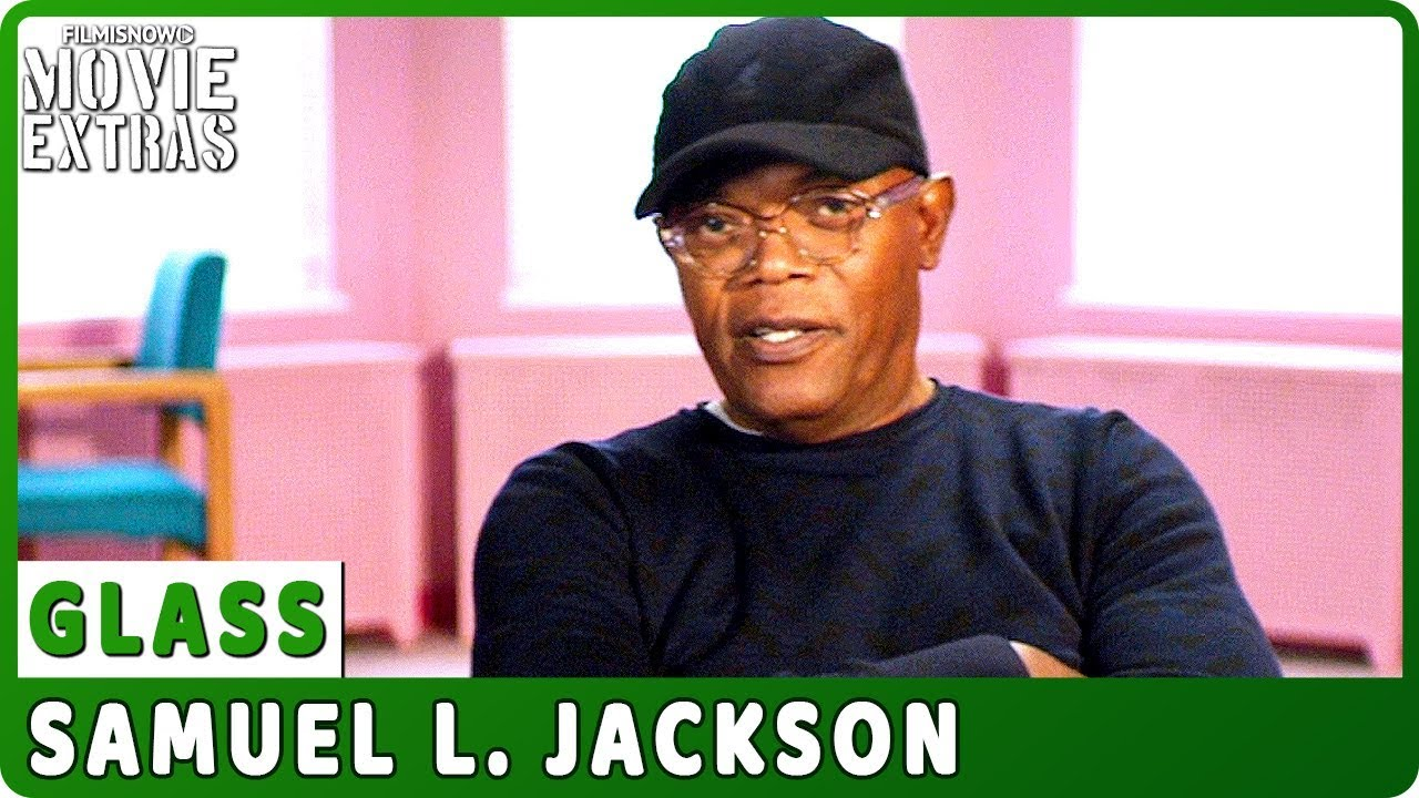 GLASS | On-set Interview with Samuel L. Jackson