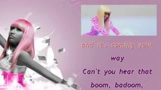 Nicki Minaj - Super Bass Karaoke instrumental