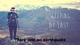 Earth - Sleeping at last Lyrics