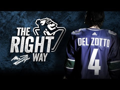 Michael Del Zotto on Doing Things the Right Way