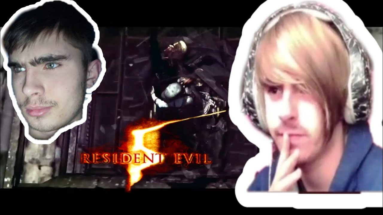 THE FULL BACK STORY!!?!?!? | RESIDENT EVIL 5 : LOST IN NIGHTMARES/WITH GAMINGFOX
